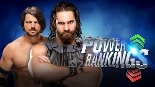 "Did Rollins ""reclaim"" the No. 1 spot on WWE Power Rankings?: July 2, 2016"