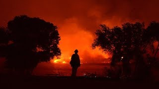 Disaster declared as deadly fires devastate California wine country
