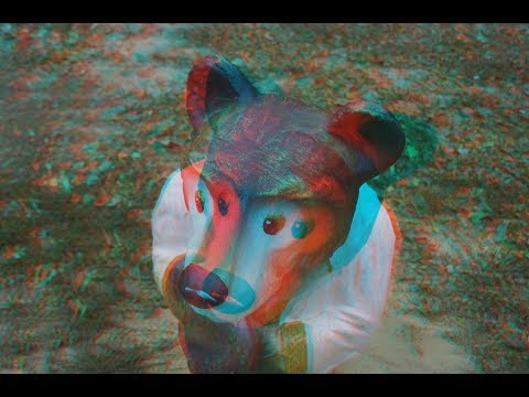Amazing 3D! FINISH ! 3D video! Anaglyph .