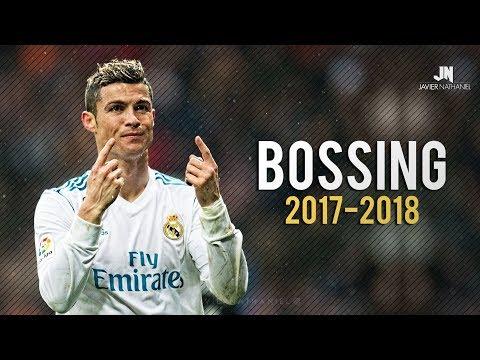 Cristiano Ronaldo - BOSSING - Skills & Goals 2017/2018