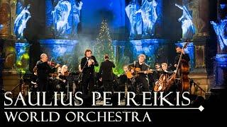 Saulius Petreikis - Saulius Petreikis with St. Christopher's orchestra (full concert)