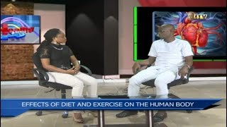 HEALTHY LIVING: EFFECTS OF DIET AND EXERCISE ON THE HUMAN BODY