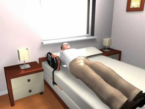 Stander Bed Cane