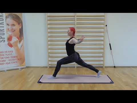 Pilates mit Maxi 3