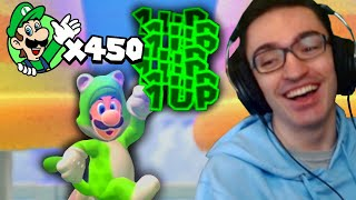 Mario Speedrunner plays 3D World for the FIRST TIME
