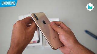 Apple iPhone Xs | Unboxing en español