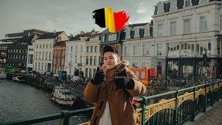 Du lịch Bỉ liệu có đẹp như phim !?   Belgium Vlog