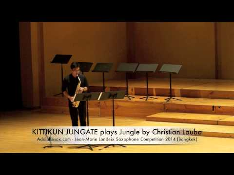 KITTIKUN JUNGATE plays Jungle by Christian Lauba