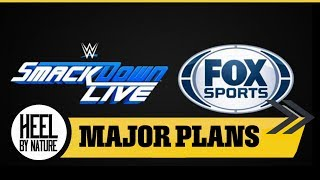 FOX Has Major Plans For First Episode Of SmackDown This Fall