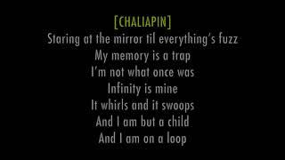 9. Loop lyrics (Preludes by Dave Malloy)