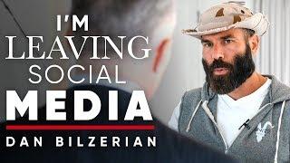 WHY I AM LEAVING SOCIAL MEDIA AND INSTAGRAM - Dan Bilzerian | London Real