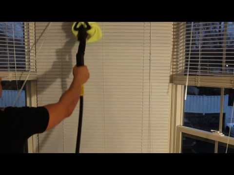 How To Steam Clean Window Blinds Daimer Steam Cleaners