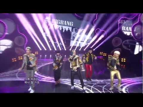 BIGBANG_0415_SBS Inkigayo_BAD BOY