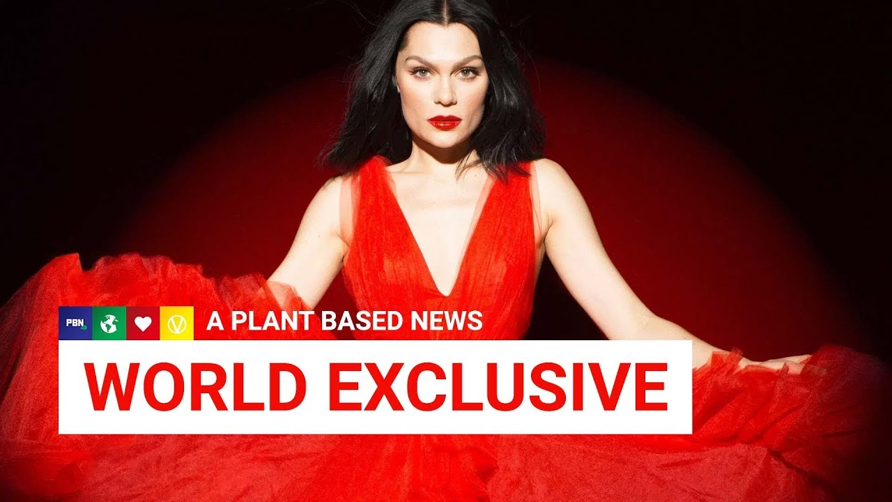 Jessie J Фото world exclusive: jessie j opens up about her vegan lifestyle