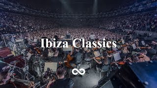 Ibiza Classics live @ The O2 Arena London (Pete tong, Heritage Orchestra, Wiley, Becky Hill, AU/RA)