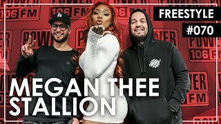 Megan Thee Stallion Freestyle w/ The L.A. Leakers - Freestyle #071