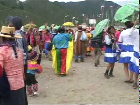 Carnavales en Stgo. de Chocorvos - Juventud San Antonio de Reyes 03 - Los Shapis.