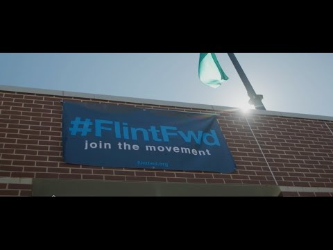 FlintFwd is a movement inspired by the resilience of the people of Flint, MI. People that are passionate about disrupting the current narrative surrounding the city. It's proving that, together, the people of Flint can make it through seemingly insurmountable perils and come out the other side stronger, prouder, better than ever. Together we help, we give, we move Flint forward.