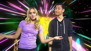 Naomi & Alfredo Remix Hendrix in Fantasia: Music Evolved - IGN Plays