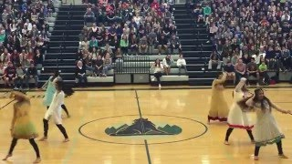 Indian Dance for the 2016 BVSW Diversity Assembly