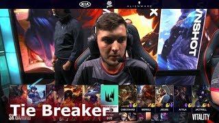 SK Gaming vs Vitality - Tie Breaker   Week 9 Day 2 S9 LEC Summer 2019   SK vs VIT W9D2