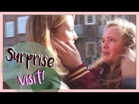 Surprising my Sisters! | Julie Joanne
