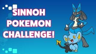 Sinnoh Pokémon Challenge! Can We Name Every Gen 4 Pokémon?