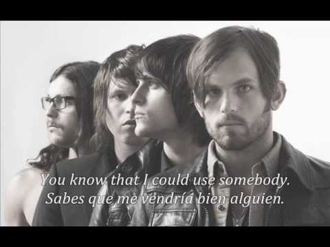 Baixar Kings Of Leon - Use Somebody (subtitulos español e inglés)