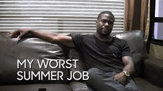 My Worst Summer Job: Kevin Hart