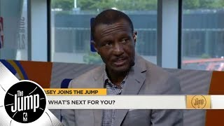 Dwayne Casey on his future and how the Cavaliers swept his Toronto Raptors   The Jump   ESPN