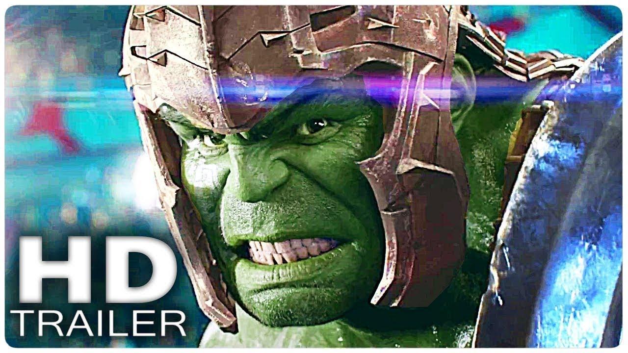Трейлър на Тор: Рагнарок (2017)