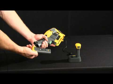 Battery Charging Options for Your Fluke Ti400, Ti300 and Ti200 Infrared Camera