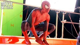 Go Behind the Scenes of The Amazing Spider-Man 2 (2014)