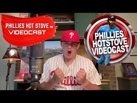 Phillies Defeat Braves 2-1 | Luke Williams Walk Off Homer! | Game 60 | Phils Hot Stove V-Cast