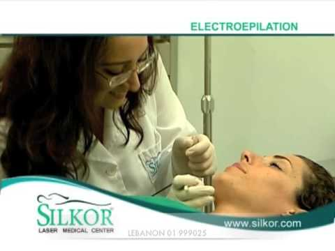 Silkor Electroepilation Treatment
