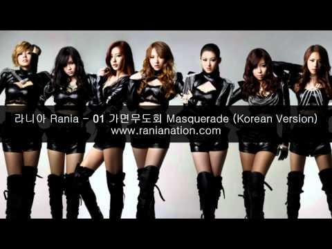 RaNia - Masquerade (Korean Ver.) / 라니아 - 가면무도회 [Audio]