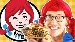 Keith Eats Everything At Wendy's