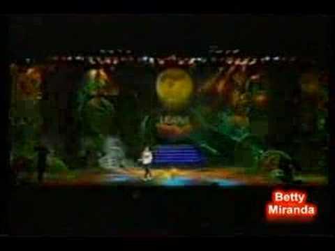 Betty Miranda - Dance