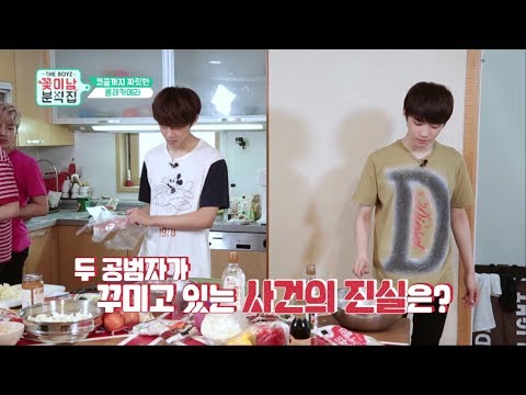 [Behind(Ep.2)] 더보이즈 '꽃미남 분식집' (THE BOYZ 'Flower Snack')