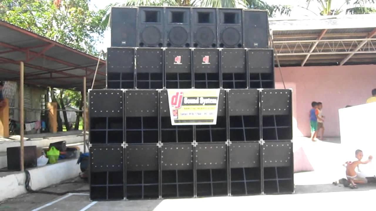Dj Sound System Youtube