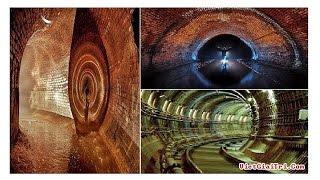 Hệ thống đường hầm ngầm Moscow che giấu những bí mật gì?