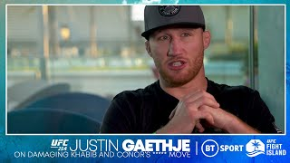 """""""I will cause massive damage to Khabib!"""" Justin Gaethje's plan for victory at UFC 254"""