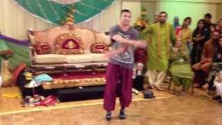 Wedding Breakdance (Pakistani style 2013)
