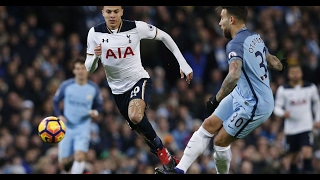 Manchester City 2-2 Tottenham - Full Highlights HD