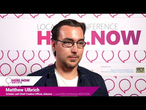 Interview: Matthew Ulbrich über Location-based News und Sport