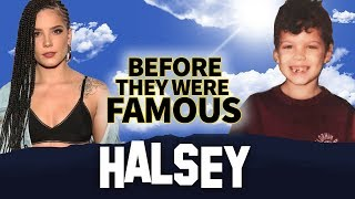 HALSEY | Before They Were Famous | UPDATED