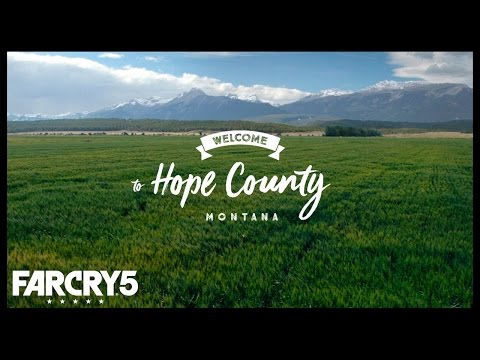 Far Cry 5: Teaser Trailer | Ubisoft