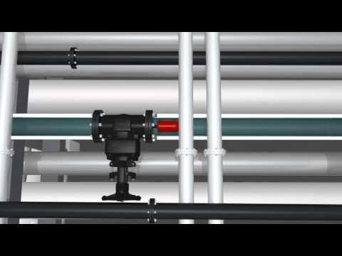 Inspección de Tuberías o Ductos de Proceso para Refinerías y Plantas Quimicas