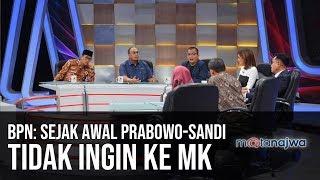Babak Akhir Pilpres: BPN: Sejak Awal Prabowo-Sandi Tidak Ingin ke MK (Part 6) | Mata Najwa