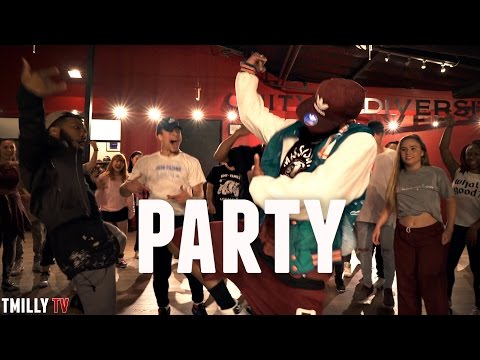 Chris Brown - Party - Choreography by Taiwan Williams | #TMillyProductions